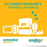 #3: OnsiteGo 1 year Extended Warranty for Small Appliances (Rs.0 to 5000)
