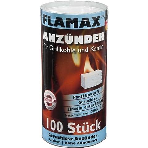 flamax Barbacoa y chimenea Cigarrillos 100Dados