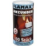 Flamax Grill Und Kaminanznder 100 Wrfel