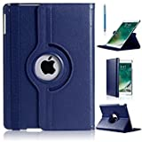 Mcart's360 Degree Rotating Flip Case Cover for Apple iPad Air 2 Model. A1566