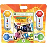 Scene It? Box Office Smash! Including 4 Big Buttons Pads [UK Import]