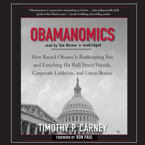 Obamanomics  Audiolibri