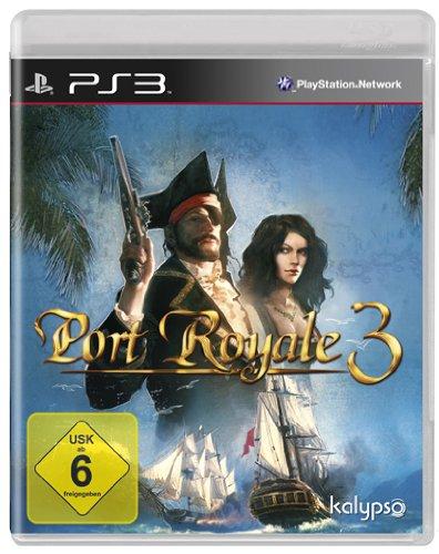 Preisvergleich Produktbild Port Royale 3 - [PlayStation 3]