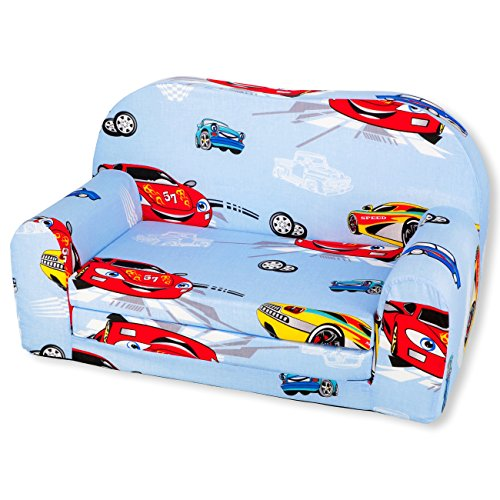 SoftlySoft® Kindersessel Kindercouch Kindersofa Sessel Sofa