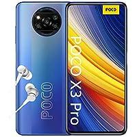 "POCO X3 PRO Smartphone (16,94cm (6,67"") FHD+ LCD DotDisplay 120Hz, 8GB+256GB Speicher, 48MP Quad-Rückkamera, 20MP…"