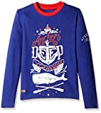 Blue Giraffe Boys' T-Shirt (AW15/NA/17_B...