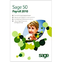 Sage 50 Payroll 2010, upto 50 Employees for 1 company (PC)