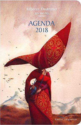 """Agenda civil 2017/2018 """"Rébecca"""" (Papeterie)"""