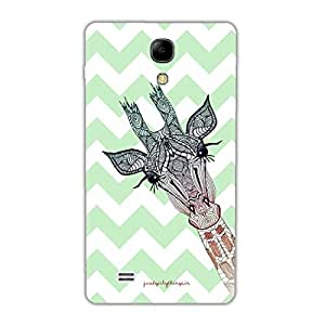 Designer Phone Covers - Samsung S4 Mini-girafe