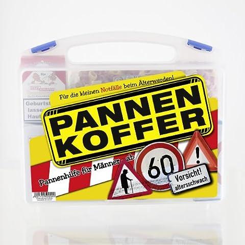 Lustige Apotheke Pannenkoffer für den Mann ab 60 (8 teilig)