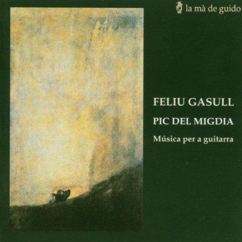 Pic Del Migdia-Werke Für Gitar