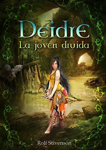Deidre, la joven druida por Rolf Stivenson