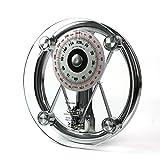 Pèse-personne mécanique avec balance en verre et corps en chrome 150 kg 330 l
