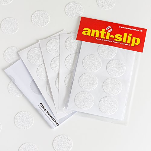 NON SLIP BATH & SHOWER STICKERS ...