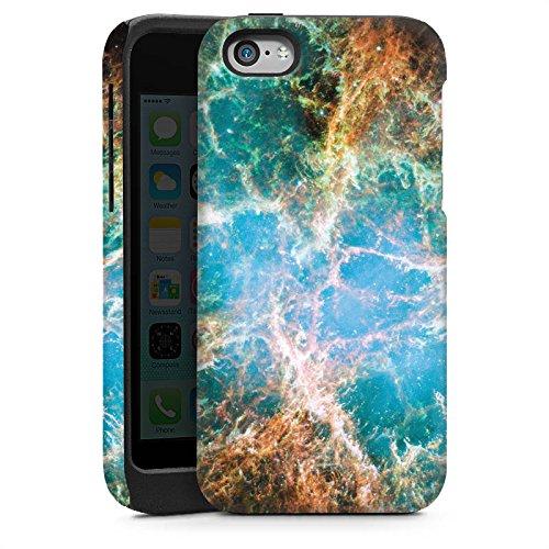Apple iPhone 4 Housse Étui Silicone Coque Protection Galaxie Motif Motif Cas Tough brillant