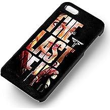 The Last of Us Movie for Funda iphone 6 and Funda iphone 6s Case (Black Hardplastic Case) I3F3BZ