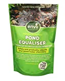 Envii Pond Equaliser - Instantly Creates and Stabilises Safe pH, KH and GH Levels to Make Perfect Pond Environment (750g)