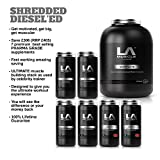 Get Shredded Diesel'ed: Save £306 A MASSIVE 75% Saving on 7 Premium Pharma Grade LA Muscle Products for just £99!! including Complete, Norateen Extreme, Vasculator, Male Boost, 311 BCAAs and 2x Testorone 250. ULTIMATE Muscle Building Stack as USED by Celebrity Trainer to the Stars Shredded Diesel who has trained celebs Including Justin Timberlake, Madonna, P Diddy, Timbaland. Enhance Training Sessions, Get Motivated, Get Big, Get Muscular. You will see the Difference
