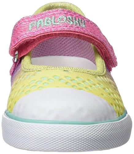 Pablosky Mädchen 941590 Sneaker, Verschiedene Farben (1), 36 EU