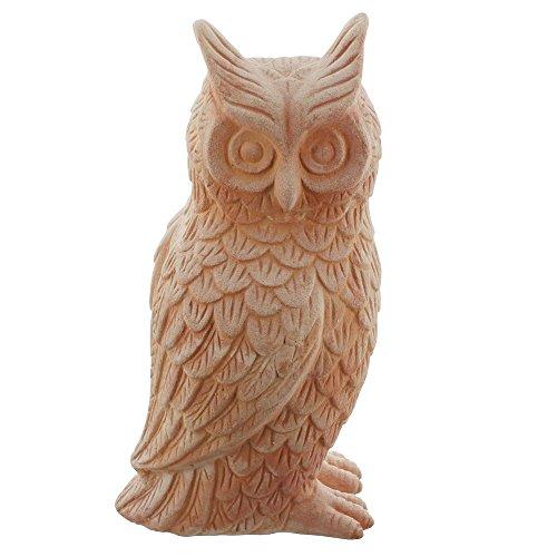 """Terracotta Eule \""""Hedwig\"""""""