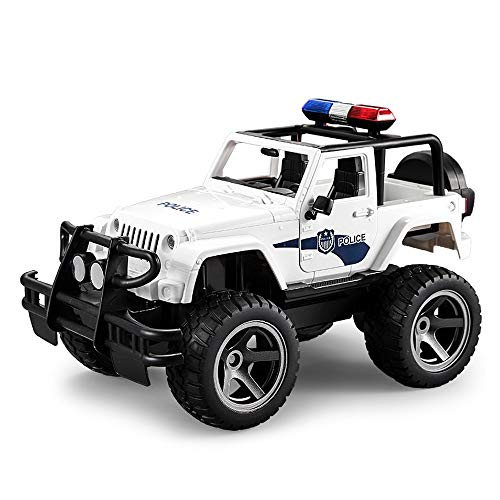 Lotee Rc cars polizei fernbedienung polizei auto elektroauto spielzeug for jungen rennwagen geschenk kinder kinder rc auto spielzeug for jungen polizei sport fahrzeug modell cars kinder geschenke kind