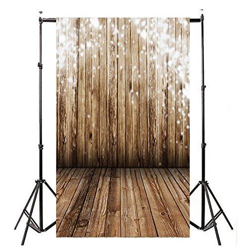 FORH 3D Studio Hintergrundtuch Backdrops Muster Hintergrund Fotografie Studio Fotografie Hintergrund Gemälde Vinyl 5 x 3FT Laterne Foto Stoffhintergrund