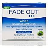 Fade Out Advanced Extra Care Whitening Night Cream, 50 ml