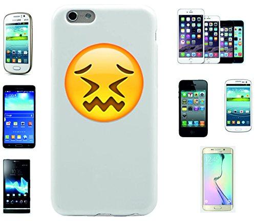 """Smartphone Case Apple IPhone 7+ Plus """"Bestürztes Gesicht"""", der wohl schönste Smartphone Schutz aller Zeiten."""