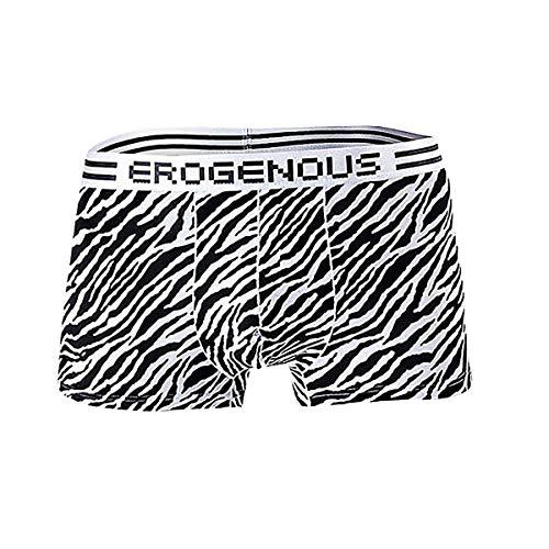 B-commerce Boxer Shorts Mode Für Männer Sport Lange Laufbekleidung Bein Multifunktions Stretchy Camouflage Print Platz Unterwäsche