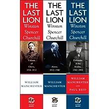 The Last Lion Box Set: Winston Spencer Churchill, 1874-1965: Winston Spencer Churchill, 1874-1965 (English Edition)