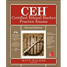 CEH Certified Ethical Hacker Practice Exams, Second Edition (All-in-One Series)