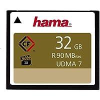 Hama 600X Compact Flash 32GB Speicherkarte