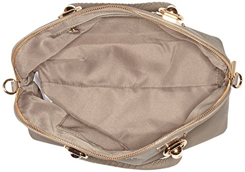 LIU JO ANNA SHOPPING BAG N66082E0087 TORTORA