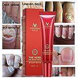 Yuyoug trattamento unghie Essence sbiancante per unghie e piedi toe nail Fungus rimozione Feet Care gel-30ml