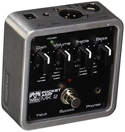Palmer Pocket Amp MK2 - PEPAMPMKII Pocket Guitar Amp