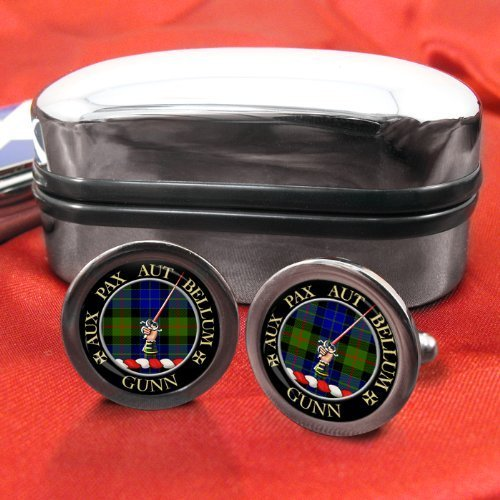gunn-scottish-clan-crest-mens-cufflinks-with-chrome-gift-box