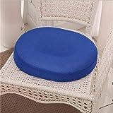 LINGKEAI Cuscino Auto Ufficio Nap Pillow Prevenire Vena varicosa l'ammortizzatore di sede Mat Ortopedico Hollow sedie Indietro Cuscino Rimovibile
