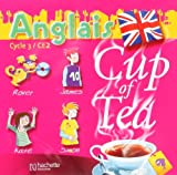 Cup of Tea 1re Annee Cycle 3 - Double CD Audio Classe