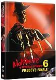 Nightmare on Elm Street 6 - Freddys Finale - Mediabook - Limitierte Special Edition  (+ DVD)  Bild
