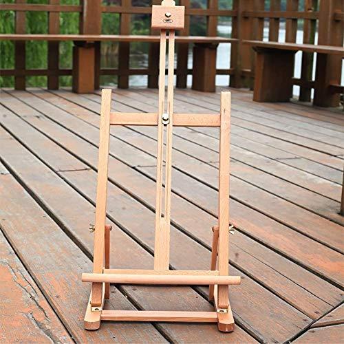 SLR Ulme Tragbare Sketch-Staffelei, Stehender Malerei-Ausstellungsstand im Freien