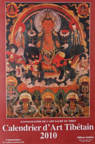 Calendrier tibétain 2010
