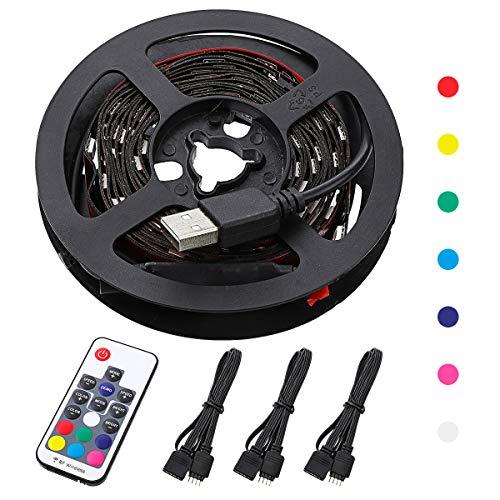 CAVEEN LED Tiras Luz RGB 2m 5050SMD Impermeable