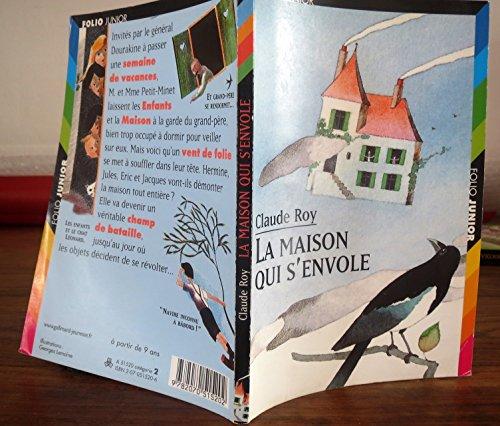 La maison qui s'envole de Claude Roy (5 septembre 1997) Poche