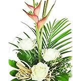 Exotische Blumen zum Geburtstag - Blumenstrauß Heliconia