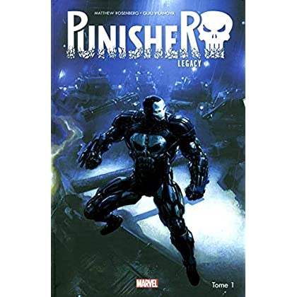 Punisher Legacy T01