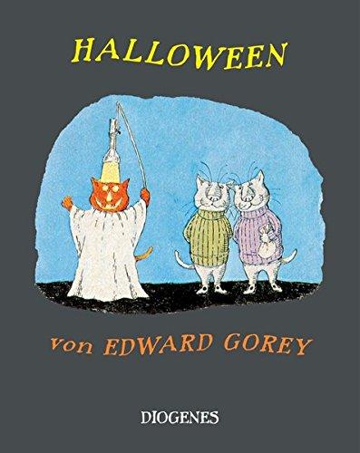 Halloween: Mit einer Auswahl von Edward Goreys Geistern (Kunst)