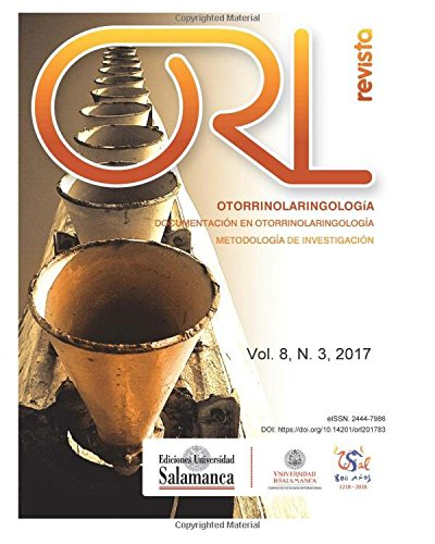 Revista ORL: Vol. 8, Núm. 3 (2017): Volume 8