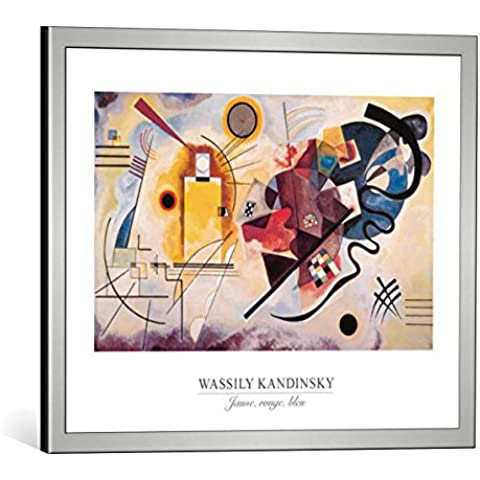 Quadro con cornice: Wassily Kandinsky