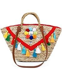 Gioseppo Kenya, Shopper y Bolso de Hombro para Mujer, Varios Colores (Multicolor), 5x30x50 cm (W x H x L)