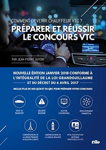 Concours Vtc Édition 2018 par Guyon/Lyon